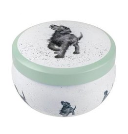 Royal Worcester Wrendale Boutique Candle Tin: Walkies