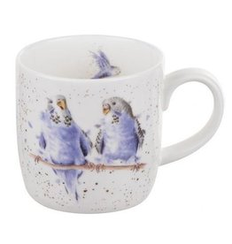 Royal Worcester Wrendale Mug: Date Night