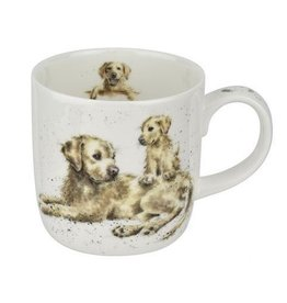 Royal Worcester Wrendale Mug: Devotion