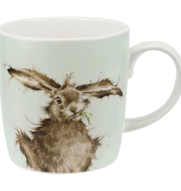 Royal Worcester Wrendale Mug: Hare Brained 14oz