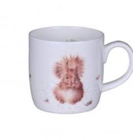 Royal Worcester Wrendale Mug: Treetops Redhead