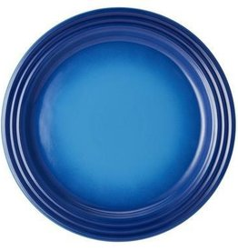 Le Creuset Dinner Plates Classic S/4, 27 cm, Blueberry