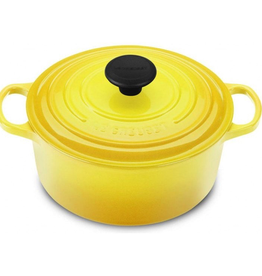 Le Creuset 3.3 L Round French Oven, Soleil