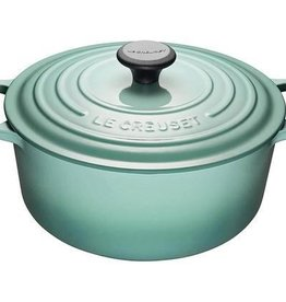 Le Creuset 4.2 L Round French Oven, Sage
