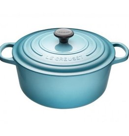 Le Creuset 4.2 L Round French Oven, Caribbean
