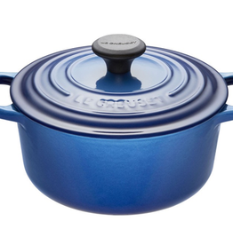 Le Creuset 4.2 L Round French Oven, Blueberry