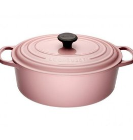 Le Creuset 4.1 L Oval French Oven, Bonbon