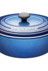 Le Creuset 6.3 L Oval French Oven, Blueberry