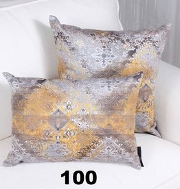 "Marie Dooley Vésuve Throw Pillow/Cushion, 18x18""/46x46cm"