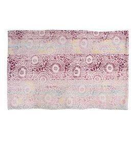 """Indaba Ankara Persian Printed Bath Mat, 24x36"""""""