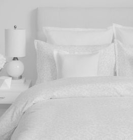 Cuddle-Down Love Story White Sheet Set Queen (1 Fitted + 1 Flat + 2 Pillowcases)