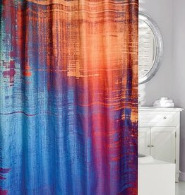 Moda at Home Sunset Shower Curtain, 71x71""