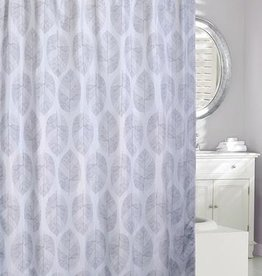 Moda at Home A La Mode Shower Curtain, 71x71""