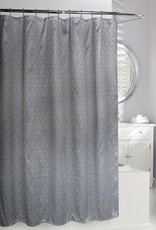 "Moda at Home Moderno Texture Shower Curtain, 71x71"""