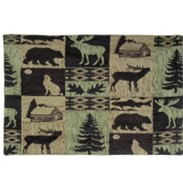Gajmoti of Canada Ltd. Placemats - Canadian North