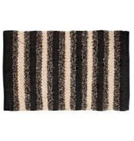 Gajmoti of Canada Ltd. Floor Mats-Cut Pile Heavy-Black, 30x48""