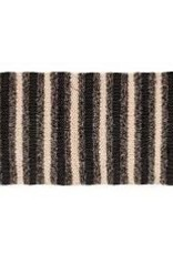 "Gajmoti of Canada Ltd. Floor Mats-Cut Pile Heavy-Black,27x72"""