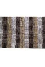 "Gajmoti of Canada Ltd. Chindi Rugs-Brown, 27x72"""