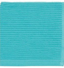 Now Designs S/2 Ripple Dishcloths, Bali Blue