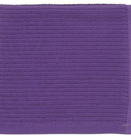 Now Designs S/2 Ripple Dishcloths, Prince Purple