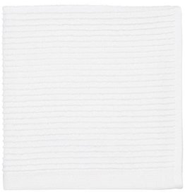 Now Designs S/2 Ripple Dishcloths, White