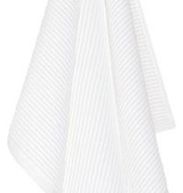 Now Designs Ripple Dishtowel, White