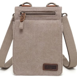 DaVan Small Multi-Functional Bag (Shoulder Bag/ Waist Bag), Khaki