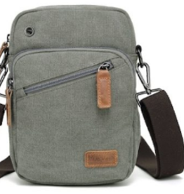 DaVan Small Multi- Functional Bag<br /> (Shoulder Bag/Sling Bag), Green