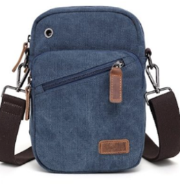DaVan Small Multi- Functional Bag<br /> (Shoulder Bag/Sling Bag), Blue