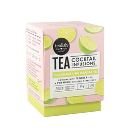 Tealish Tealish Cocktails Hibiscus Mint Margarita Loose Leaf Tea, 85g
