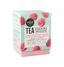 Tealish Tealish Cocktails Raspberry Earl Grey Fizz Loose Leaf Tea, 85g