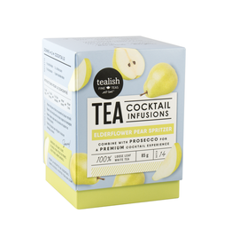 Tealish Tealish Cocktails Elderflower Pear Spritzer Loose Leaf Tea, 85g