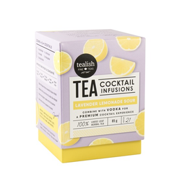Tealish Tealish Cocktails Lavender Lemonade Sour Loose Leaf Tea, 85g