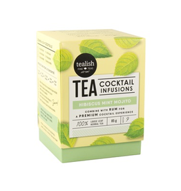 Tealish Tealish Cocktails Cucumber Lime Mojito Loose Leaf, 85g