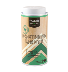 Tealish Tealish Northern Lights Loose Leaf Tea Tin, 80g/2.8oz
