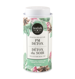 Tealish Tealish Beautea - PM Detox Loose Leaf Tea Tin, 75g/2.6oz