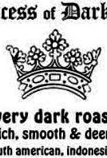 Oso Negro Princess of Darkness Whole Bean Coffee, 1 lb