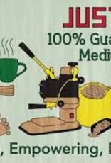 Oso Negro Justicia Whole Bean Coffee, 1 lb