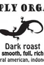 Oso Negro Deeply Organic Whole Bean Coffee, 1 lb