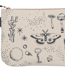Danica Studio Large Zipper Pouch, Mystique