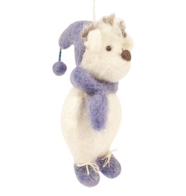 Hamro Ornament, Arctic Bear