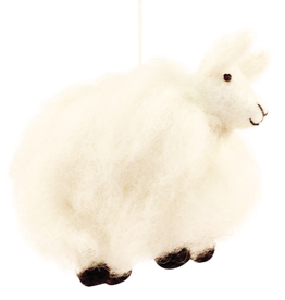 Hamro Ornament, Fuzzy Sheep
