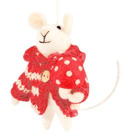 Hamro Ornament, Mushroom Mouse