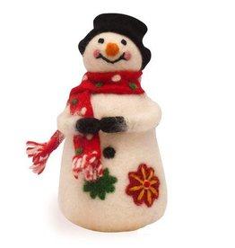 Hamro Doll, Snowman - Decor