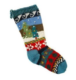 Hamro Stocking - Snowflakes