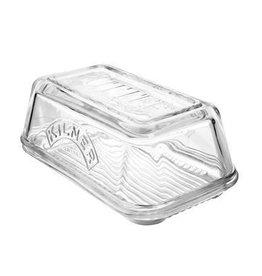 Kilner Butter Dish, Clear 250g