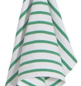 Now Designs Basketweave Dishtowel, Greenbriar