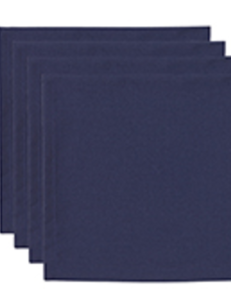 Now Designs Napkin Set/4 Renew Solid, Indigo