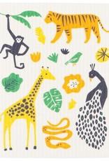 Now Designs Swedish Dishcloth, Wild Bunch