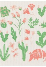 Now Designs Swedish Dishcloth, Armadillos